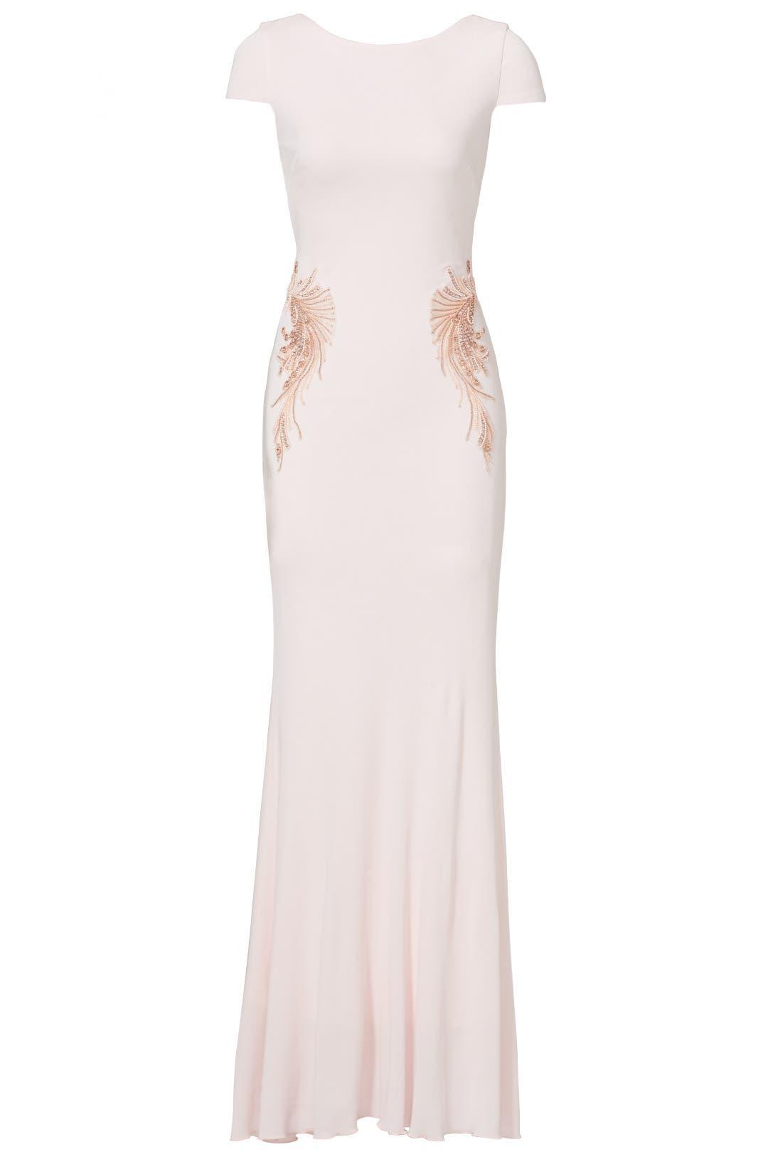 Blush Belle Gown by Badgley Mischka