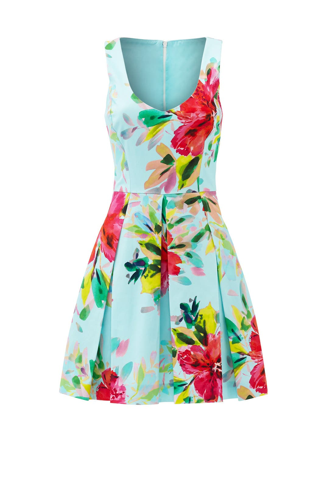 Aniya Floral Dress by Trina Turk for $60 - $70 | Rent the ...