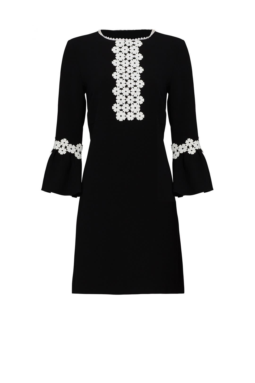 White Flower Dot Dress By Shoshanna For 60 Rent The Runway