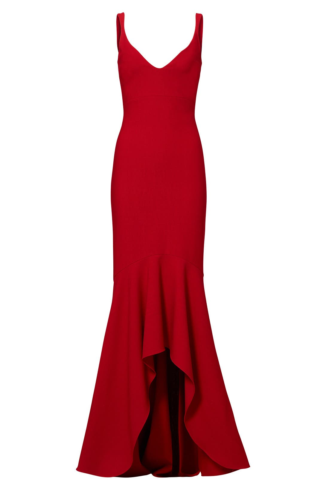 Red Sade Gown by Cinq à Sept for $110 - $120 | Rent the Runway