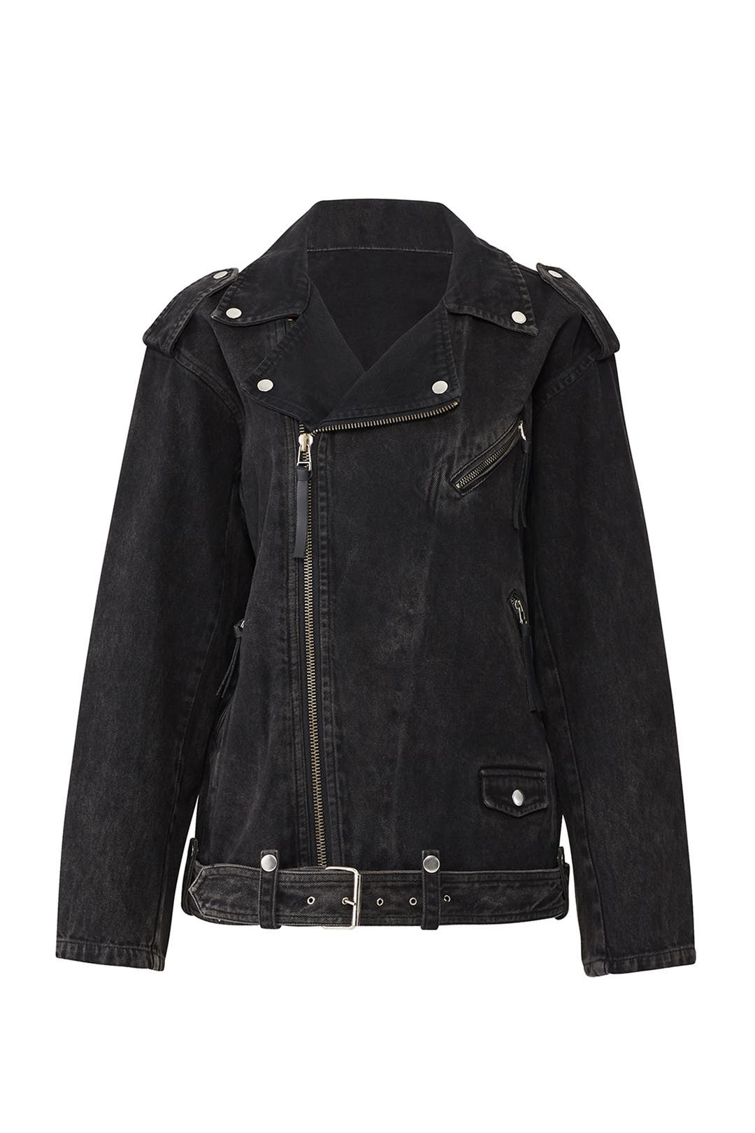 08d7434ffc2 Embroidered Denim Jacket by The Kooples for $70 | Rent the Runway