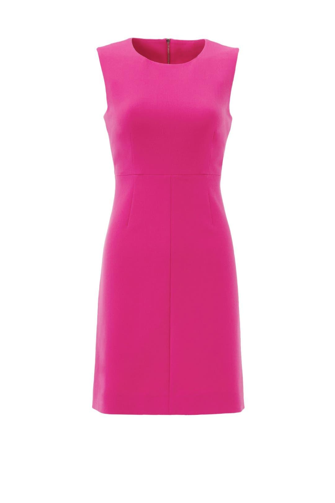 Hot Pink Carrie Dress by Diane von Furstenberg for $50 - $65 ...