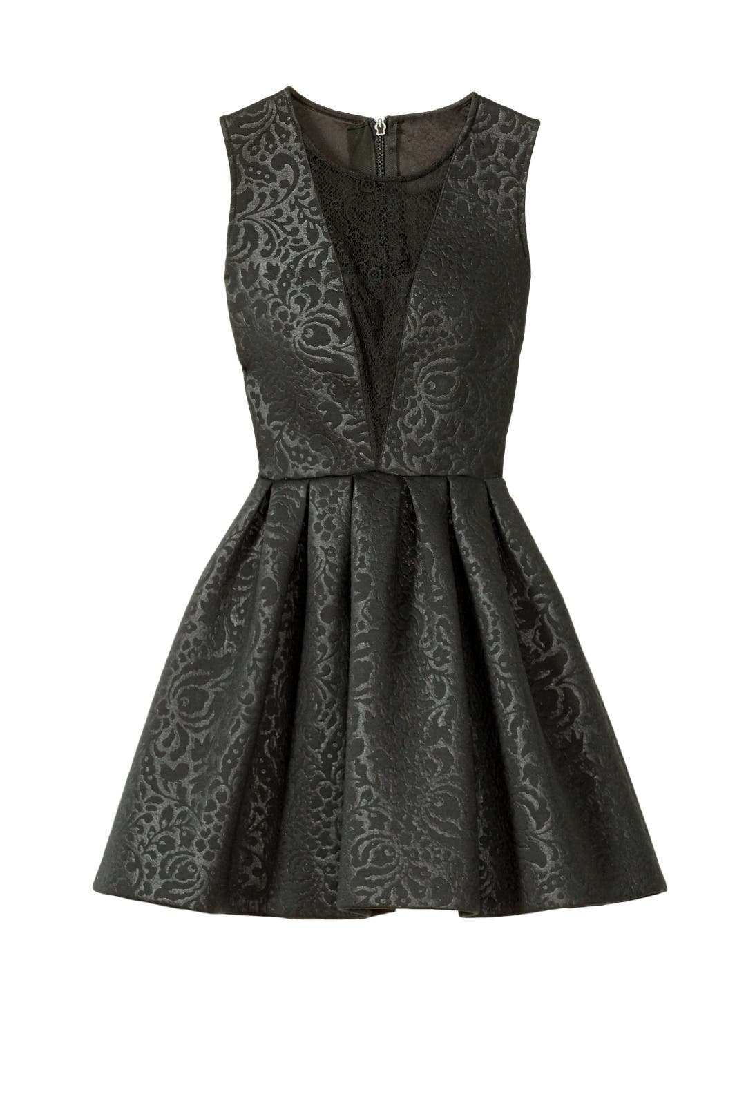 Solve the Mystery Dress by MSGM