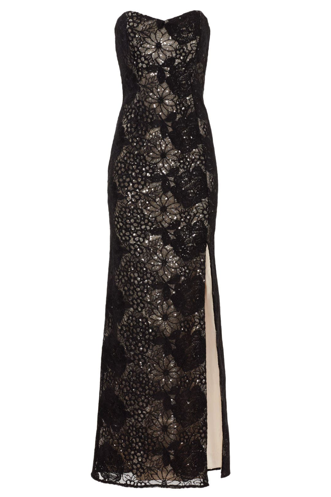 Curves For Days Gown by Badgley Mischka for $115 - $125   Rent the ...