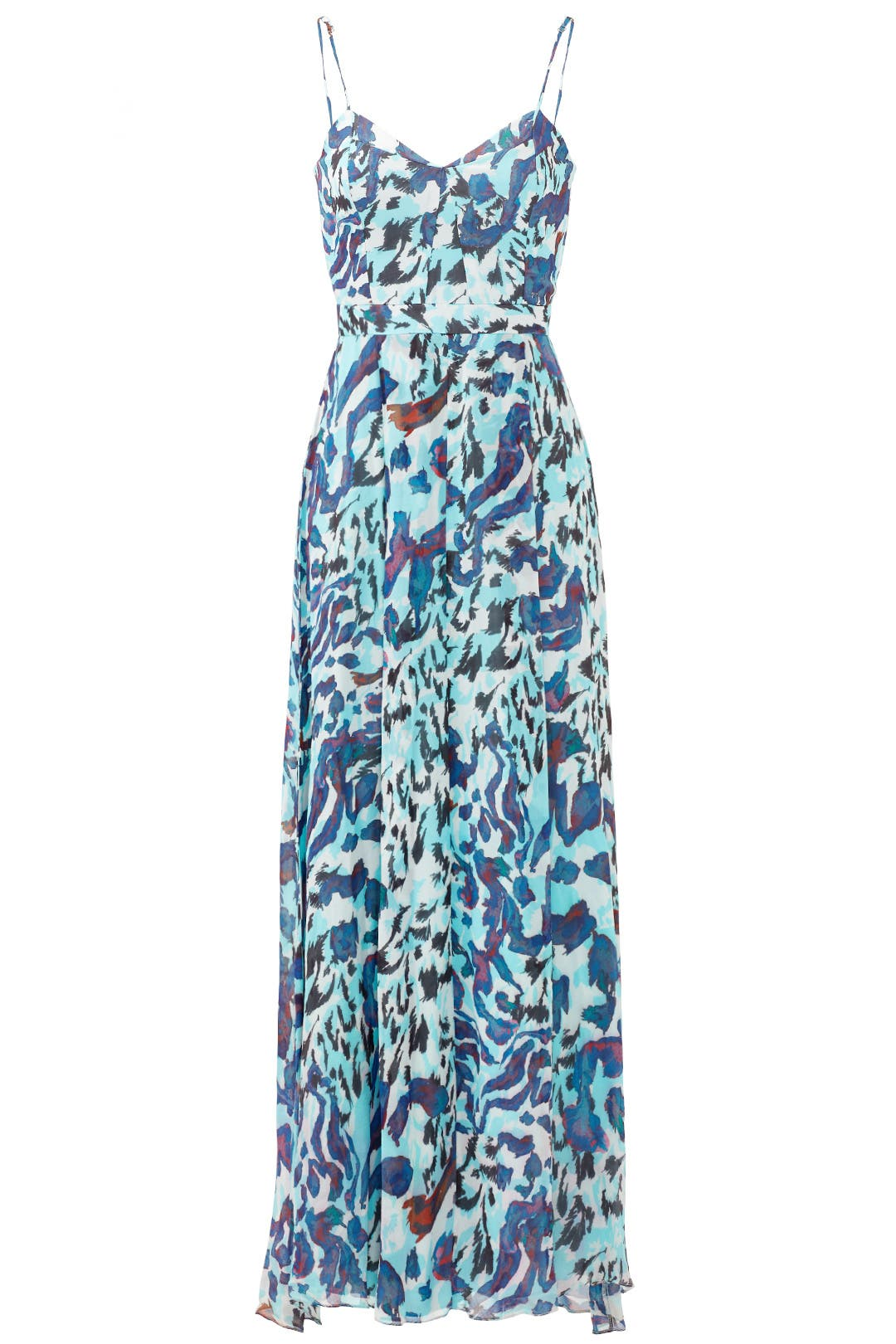 Camo Sea Maxi Dress by Hunter Bell for $70 - $80 | Rent the Runway