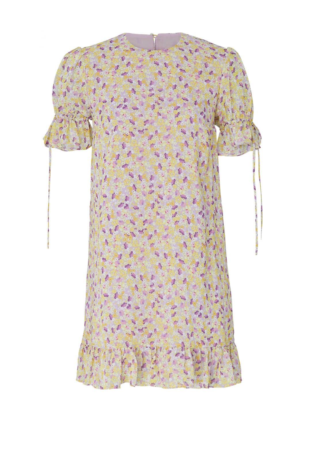The East Order Arlo Mini Dress