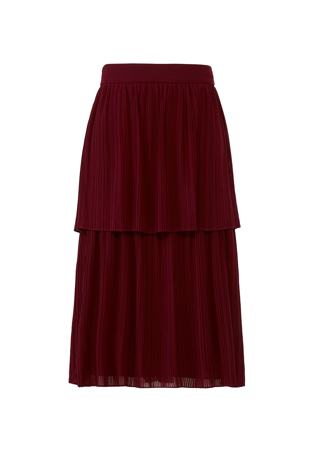 57fea66739 The Roman Skirt by Fame & Partners for $45 | Rent the Runway
