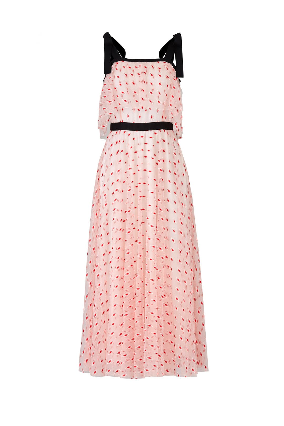 d1cd1a6570e1 Pleated Pink Midi Dress by Philosophy di Lorenzo Serafini for $145 ...