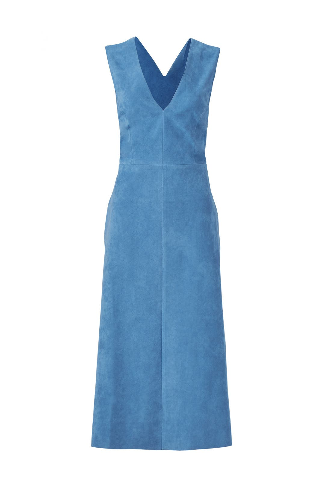 Blue Castora Dress by Tibi for $125 | Rent the Runway
