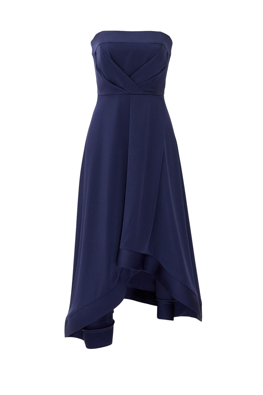 Navy Estella Dress by Shoshanna for $85 - $95 | Rent the Runway