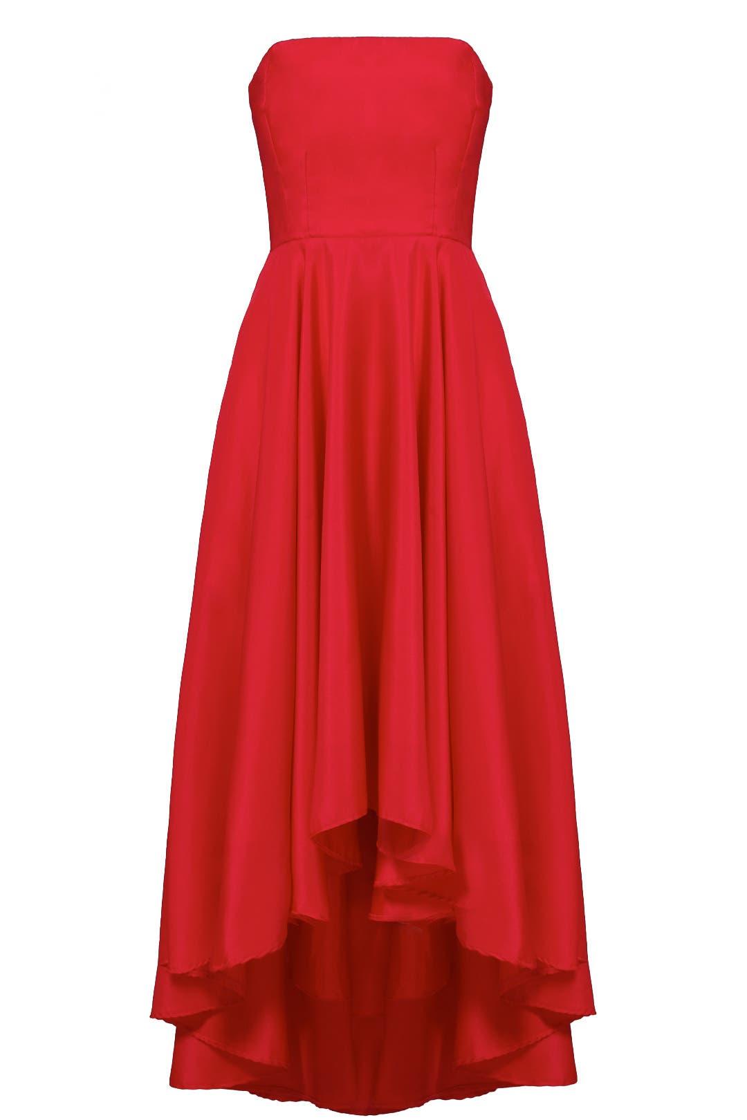 Allison parris red dress