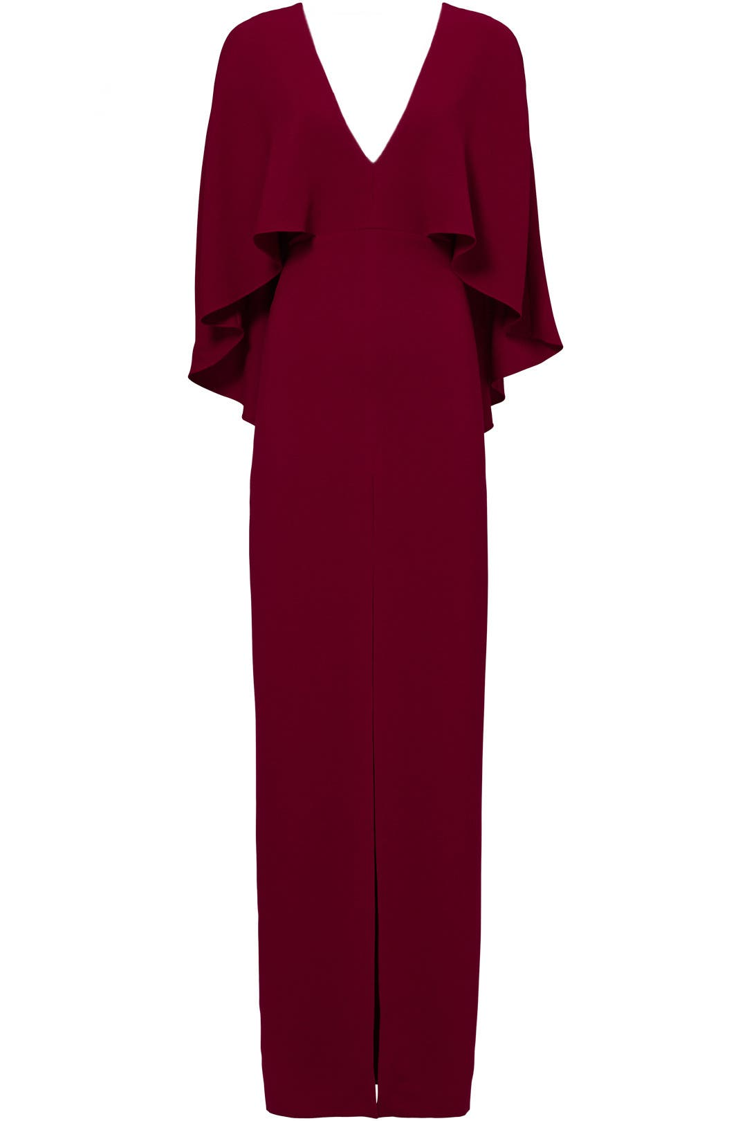 Rent the runway long red dress