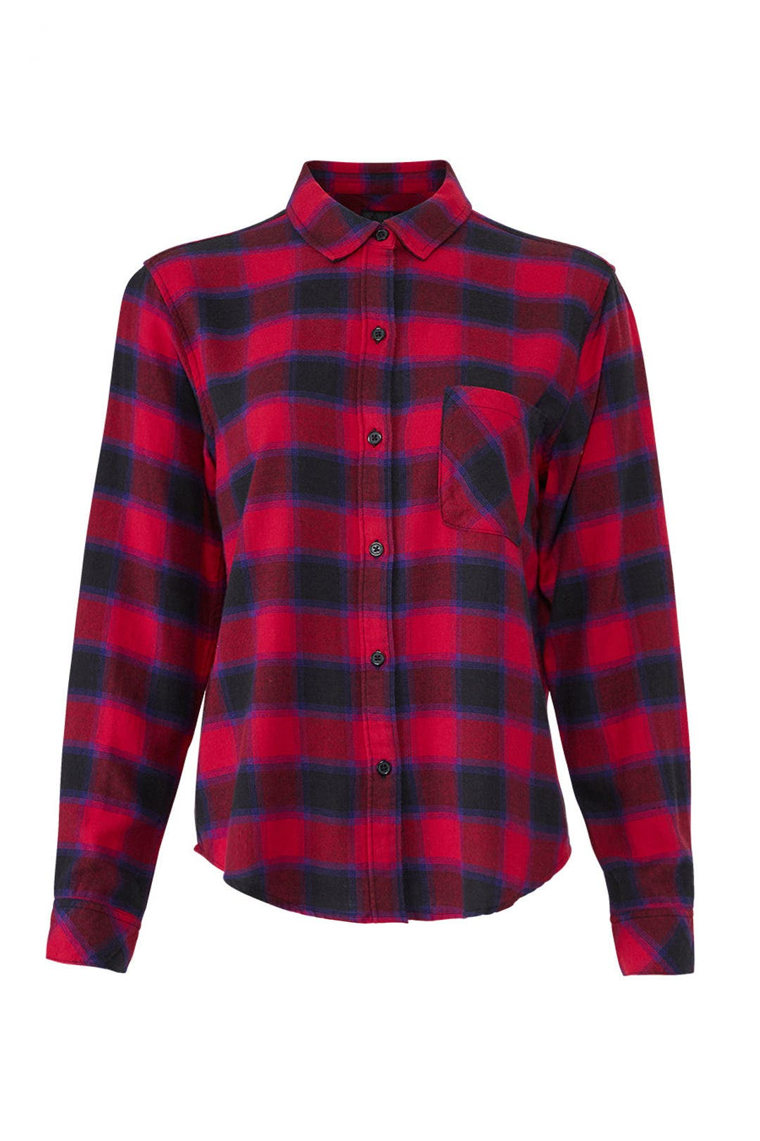0e9fda75a8afd Milo Plaid Button Down by Rails for $30 | Rent the Runway