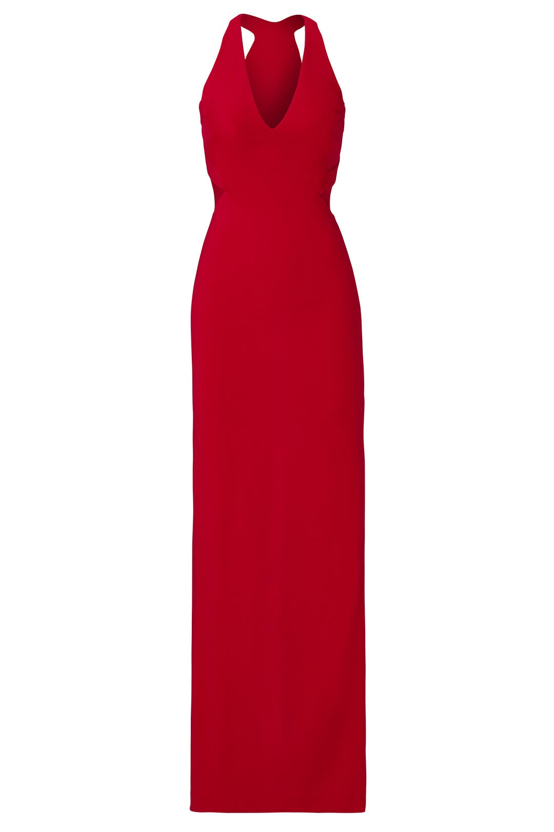 Red Deep Love Gown by Nicole Miller for $50 - $80 | Rent the Runway