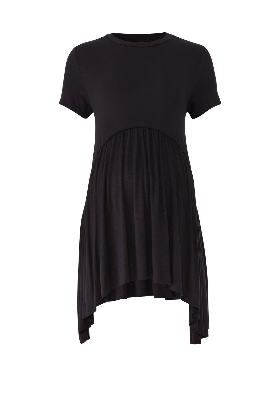 36aef56b78fe9 Handkerchief Hem Maternity Top by Ingrid & Isabel for $30 | Rent the ...