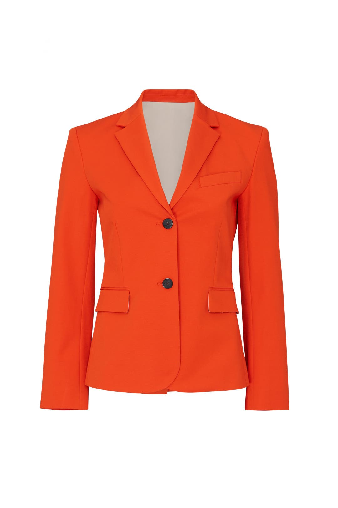 8257fa9692 Fire Opal Shrunken Blazer by Theory for $85 | Rent the Runway