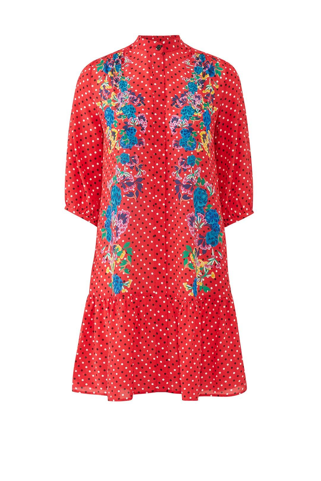 e6a661a8b505 SALONI. Read Reviews. Scarlet Tyra Dress