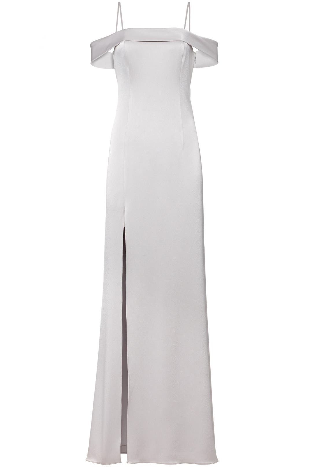 Fog Column Gown by Halston Heritage for $70 | Rent the Runway