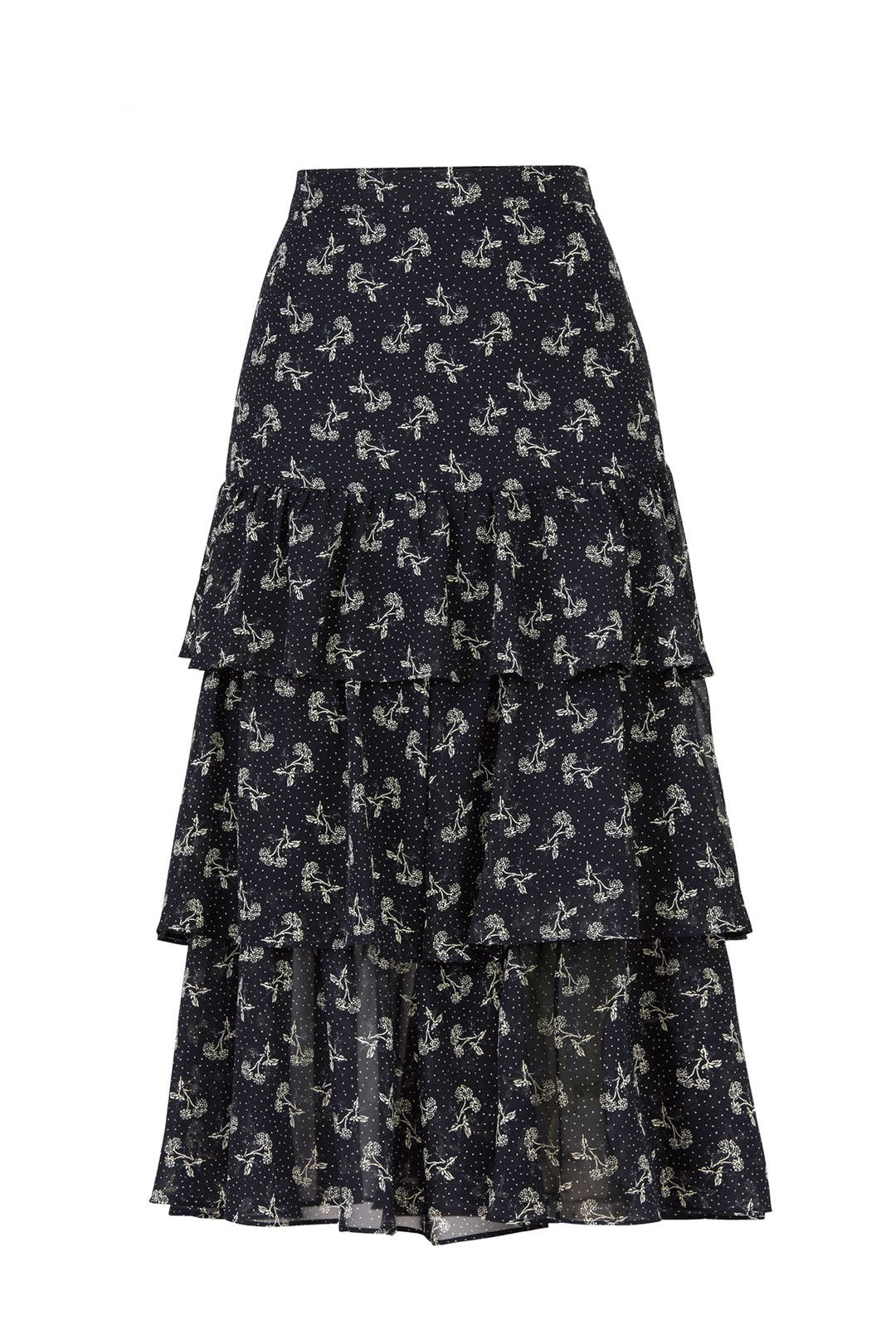 b6257e4d7a5 Bloom Frilled Skirt by The Kooples for $40 | Rent the Runway