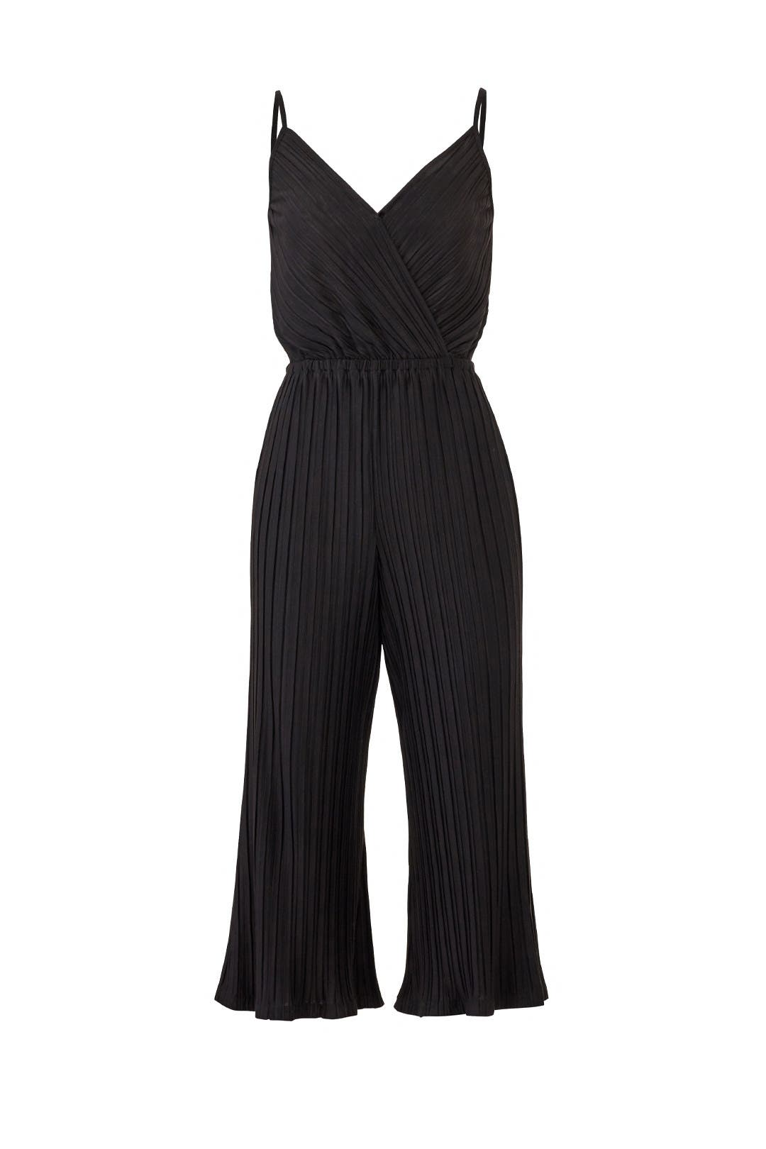 5a330adefaba cupcakes and cashmere. Read Reviews. Pleated Austine Jumpsuit