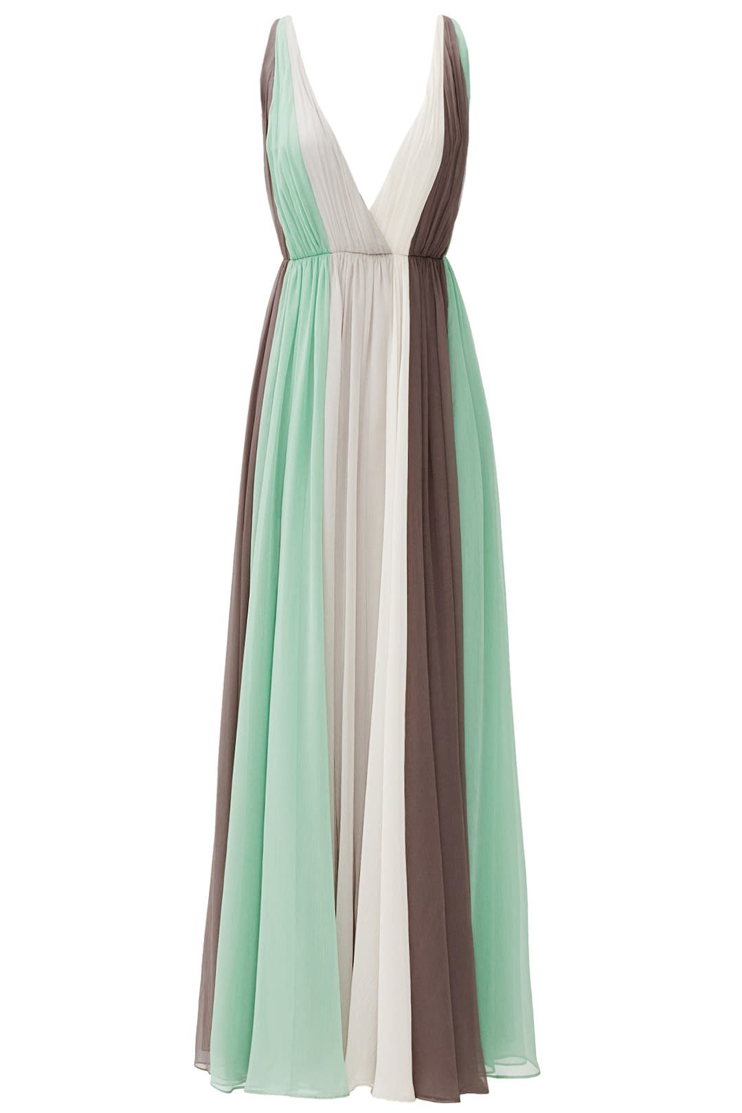 Green Earth Gown by Halston Heritage for $103 | Rent the Runway
