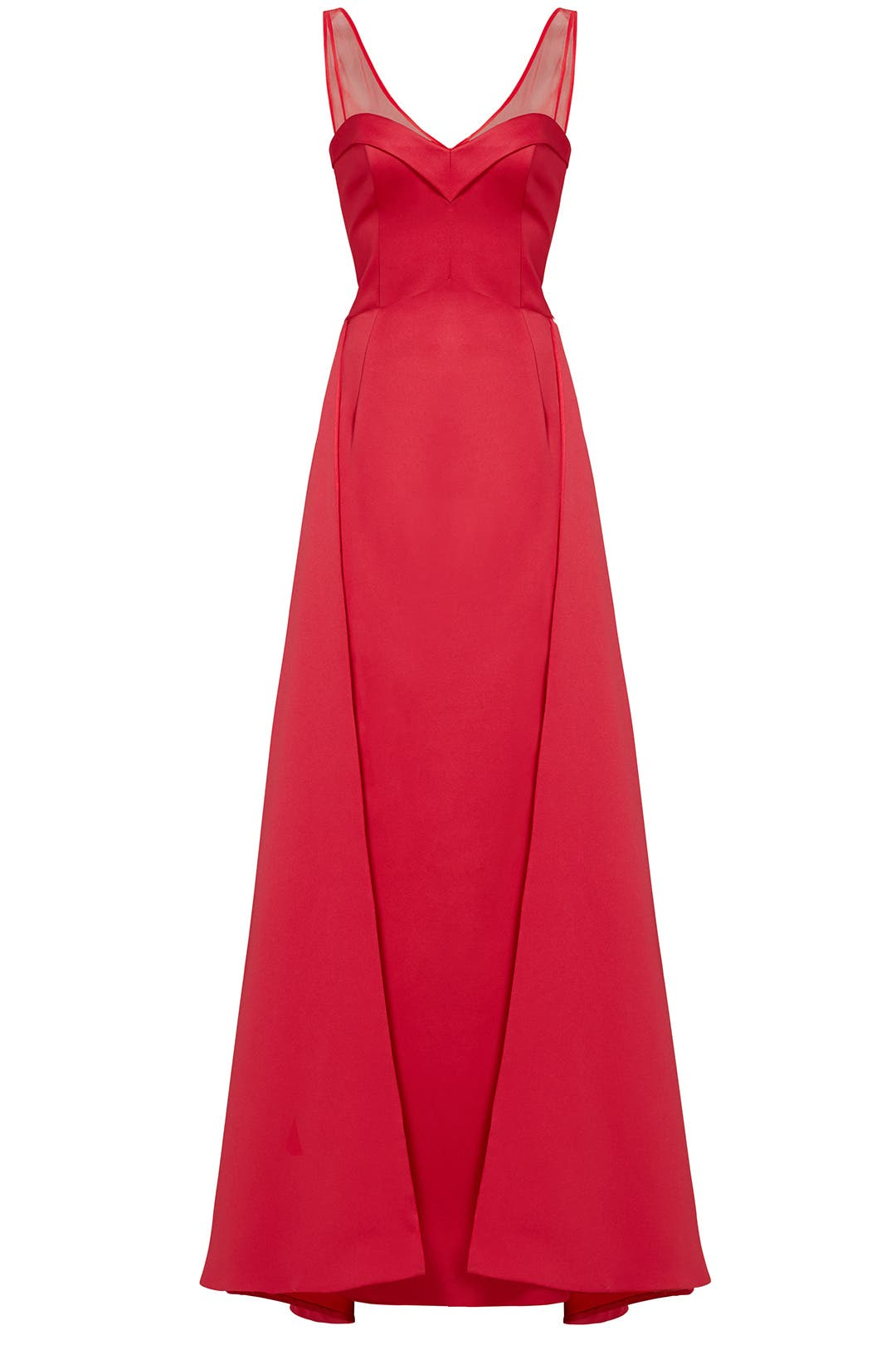 Red Akane Gown by nha khanh for $184 | Rent the Runway