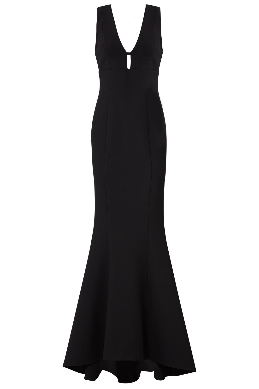 Black Albury Gown by LIKELY for $50 - $70 | Rent the Runway