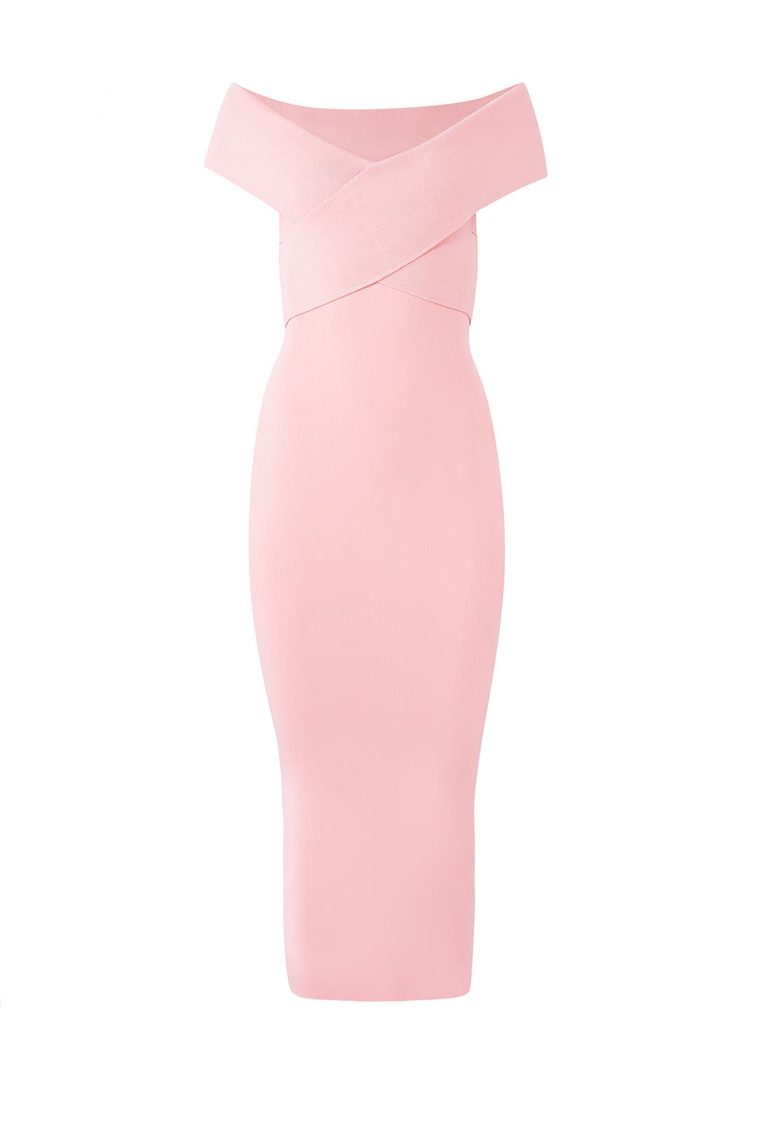 Pink Cecile Sheath by Solace London for $80 - $90 | Rent the Runway