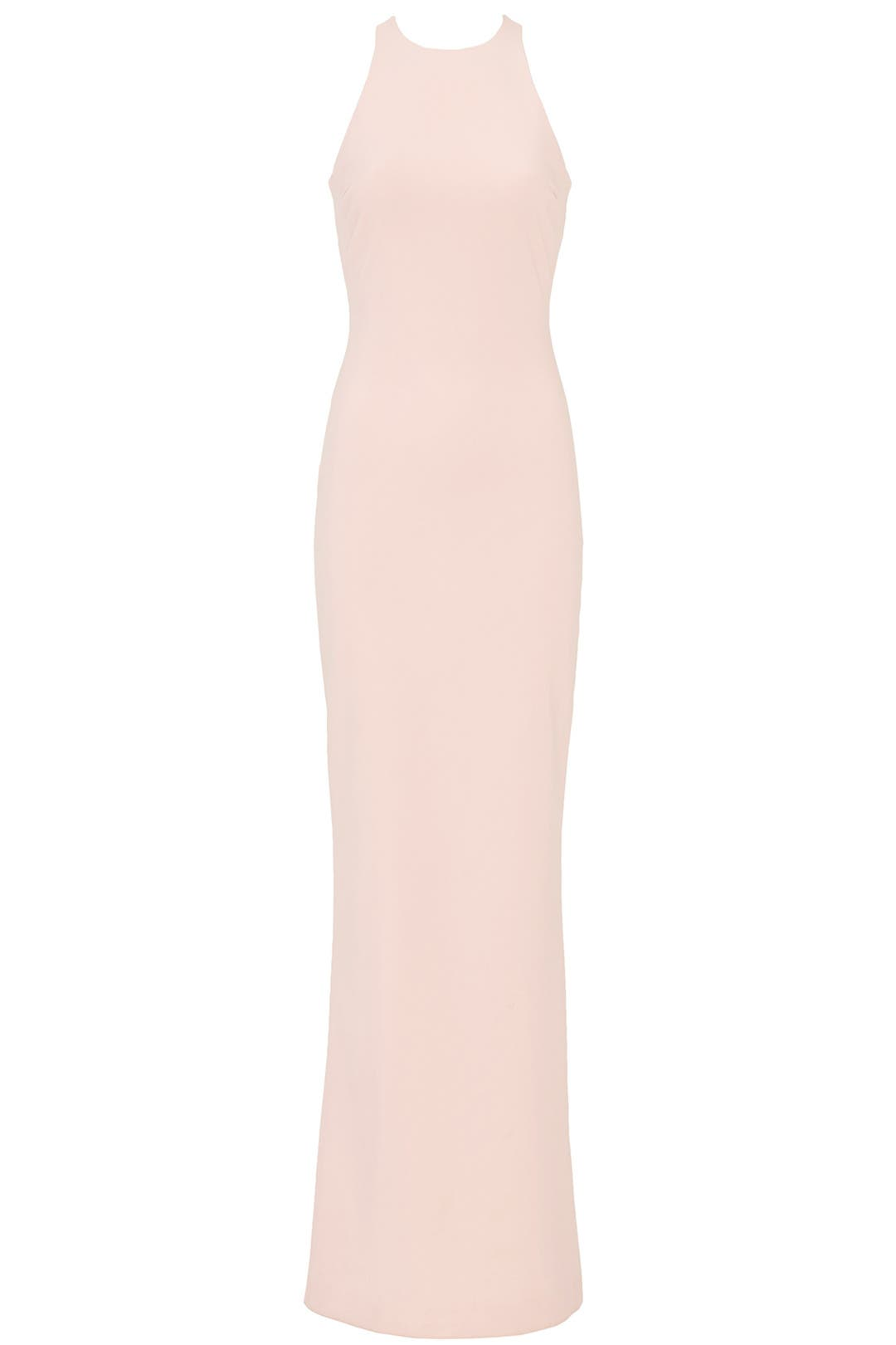 Blush Orley Gown by Elizabeth and James for $80 - $100 | Rent the Runway