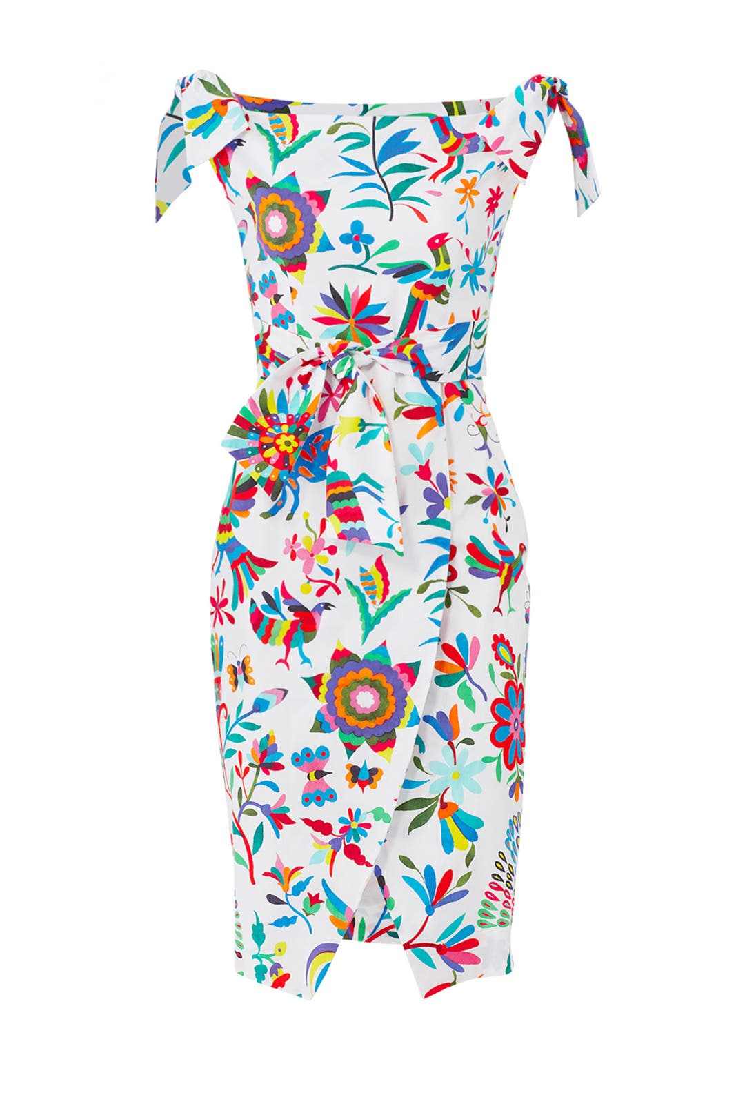 Printed Ellen Dress by Milly for $50 - $80 | Rent the Runway