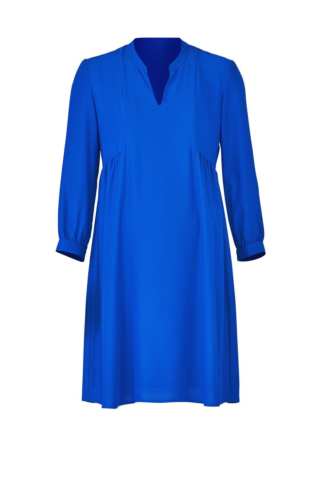 Designer maternity dresses apparel i rent the runway amanda uprichard cobalt liberty maternity dress ombrellifo Images