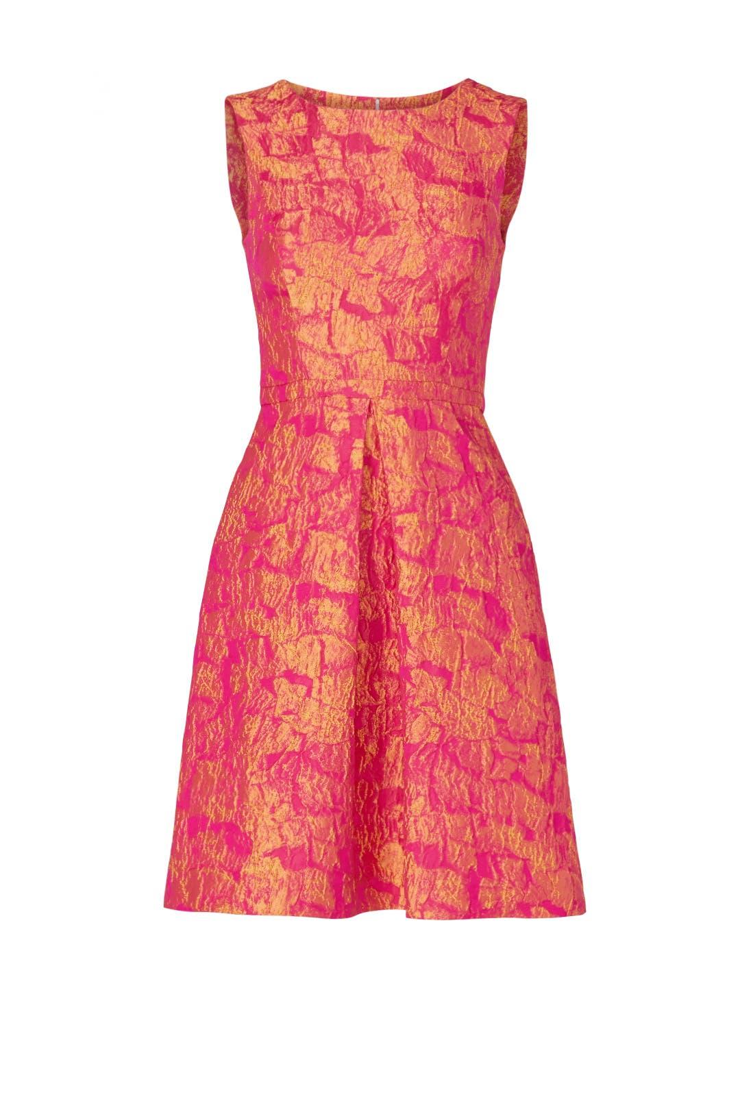Citrus Sorbet Dress by ML Monique Lhuillier