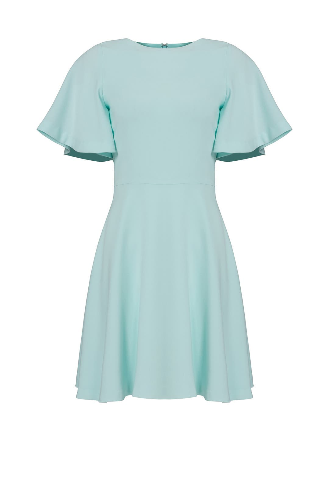 Mint Flutter Dress by Shoshanna for $65 - $80 | Rent the Runway