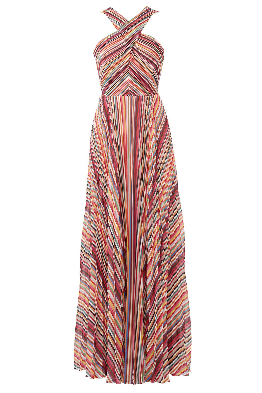 Striped Lana Maxi by AMUR for $120 - $130 | Rent the Runway