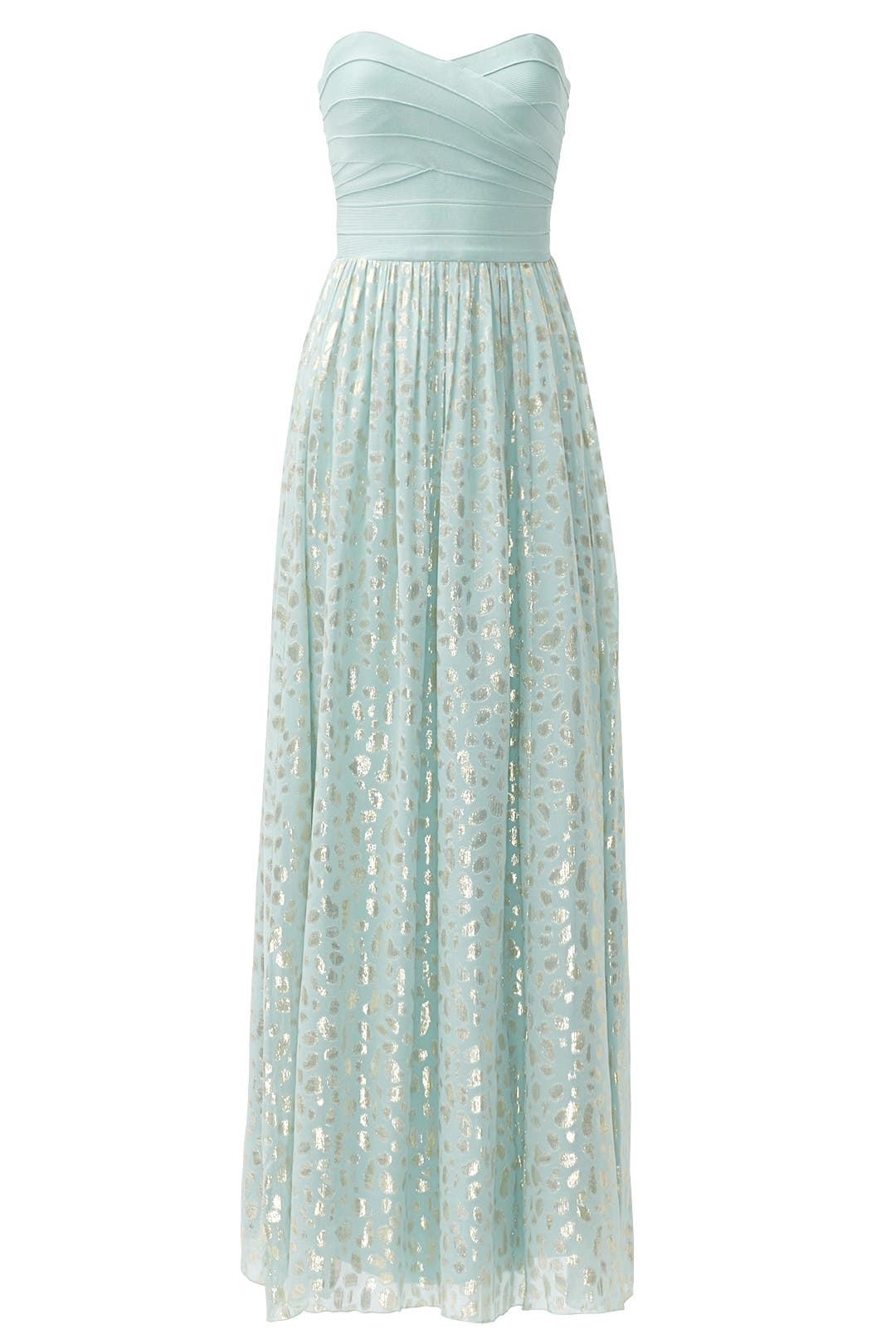 Mint Mosaic Maxi Dress by ERIN erin fetherston for $129 | Rent the ...