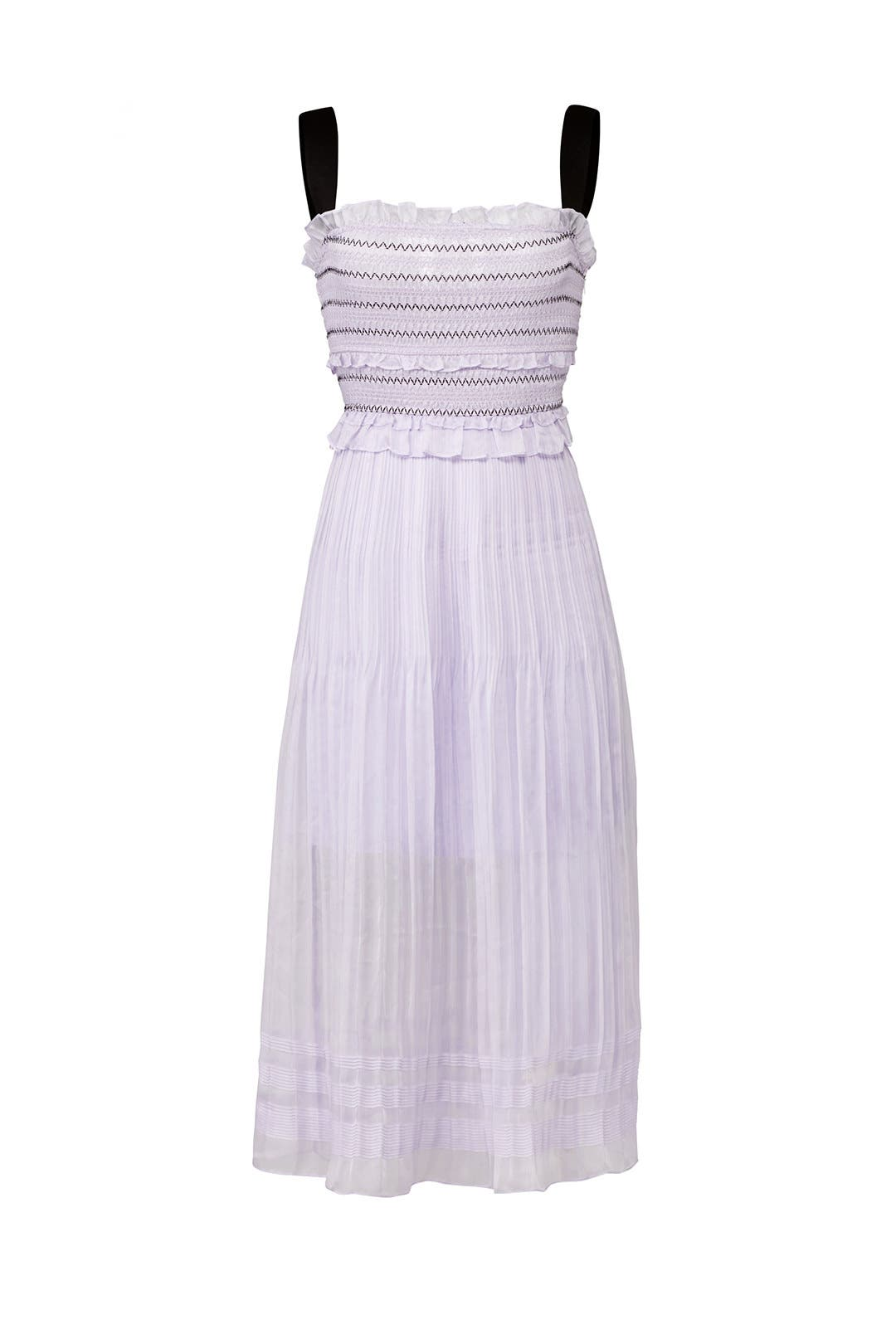 Blushin dress - Pink & Purple Three Floor Manchester For Sale Limited Edition Sale Online Discount Low Shipping rbYsm