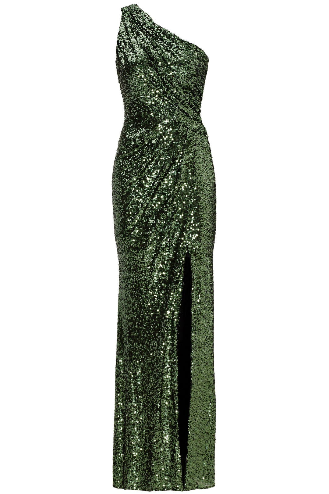 Green Constellation Gown by Badgley Mischka for $100 | Rent the Runway
