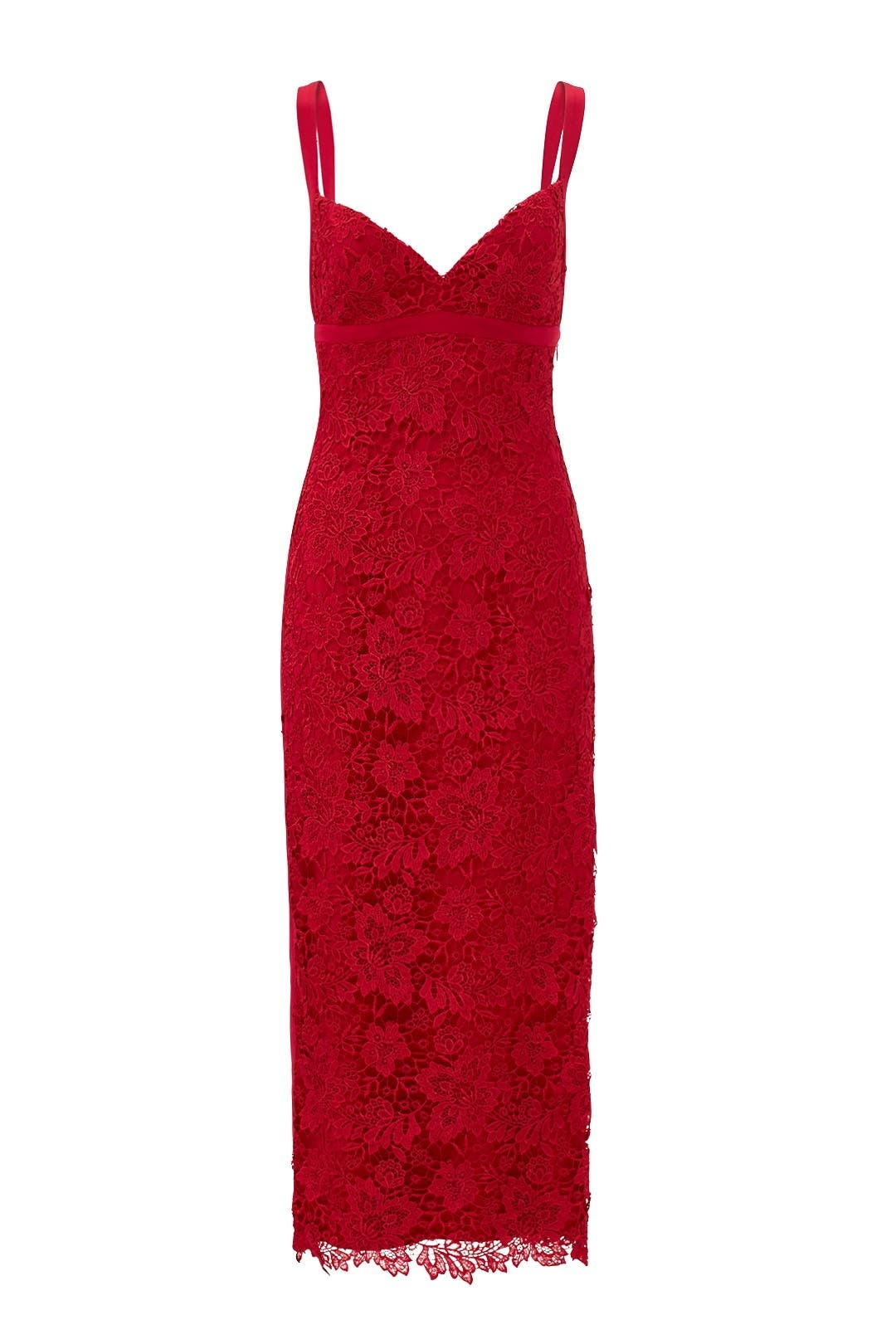 Scarlet Candlelight Dress by ML Monique Lhuillier for $65 - $85 ...