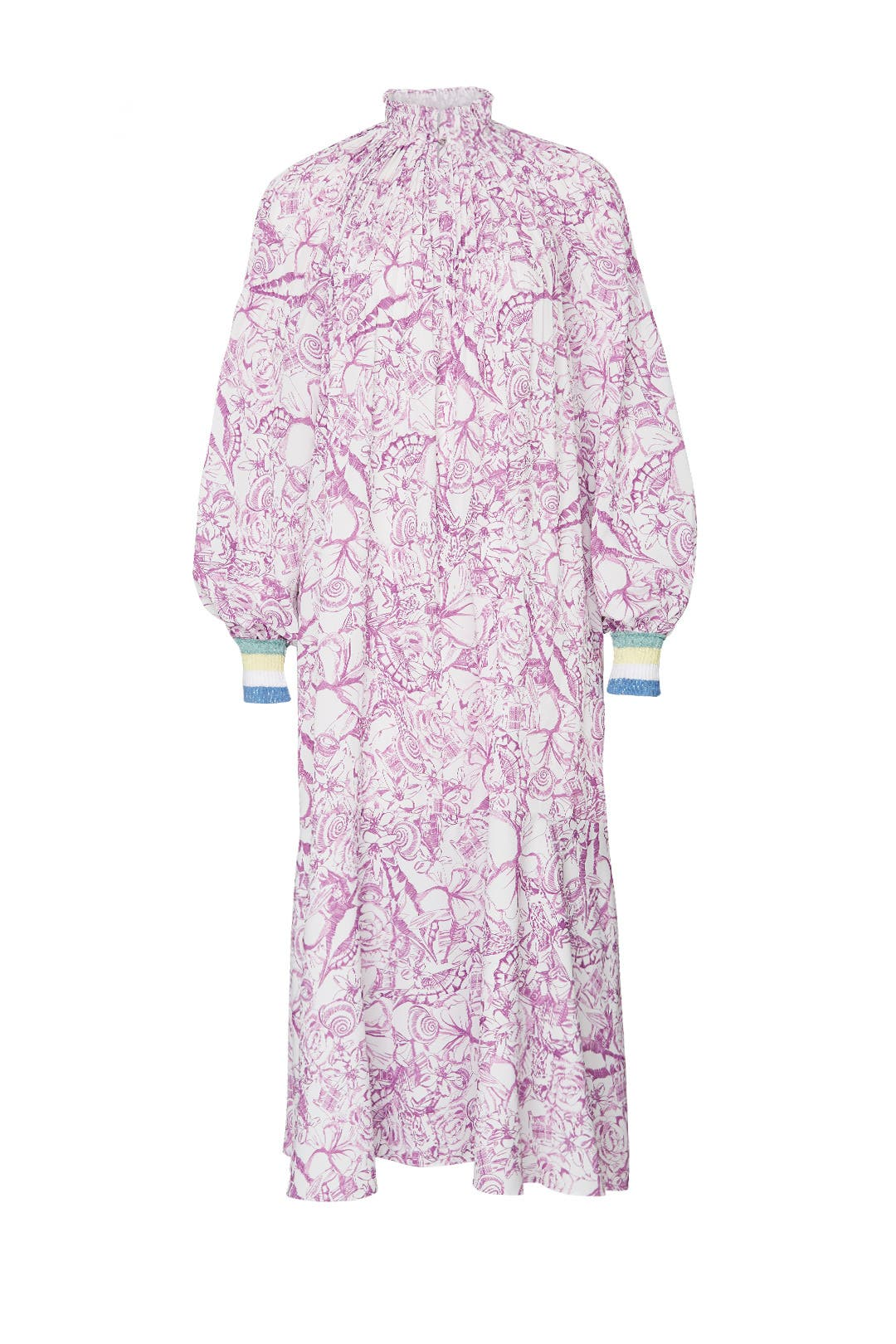 ee8bb83baa7 Tibi. Read Reviews. Isa Toile Edwardian Dress