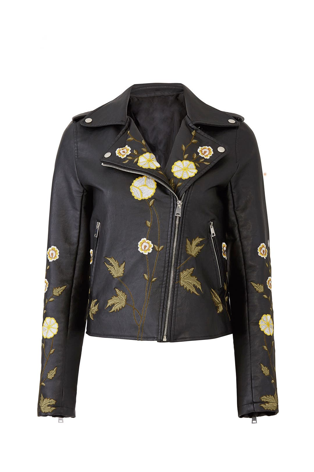 8fd94fb95 Rino & Pelle Rozi Faux Leather Jacket