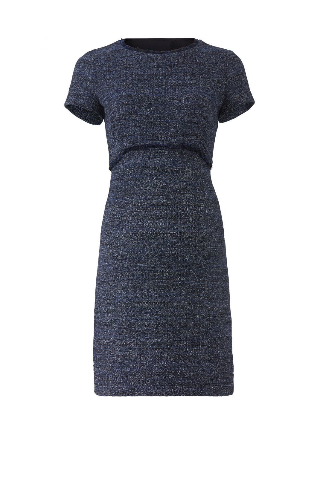 b7211acad2c5d Kiara A-Line Tweed Maternity Dress by Seraphine for $30 | Rent the ...