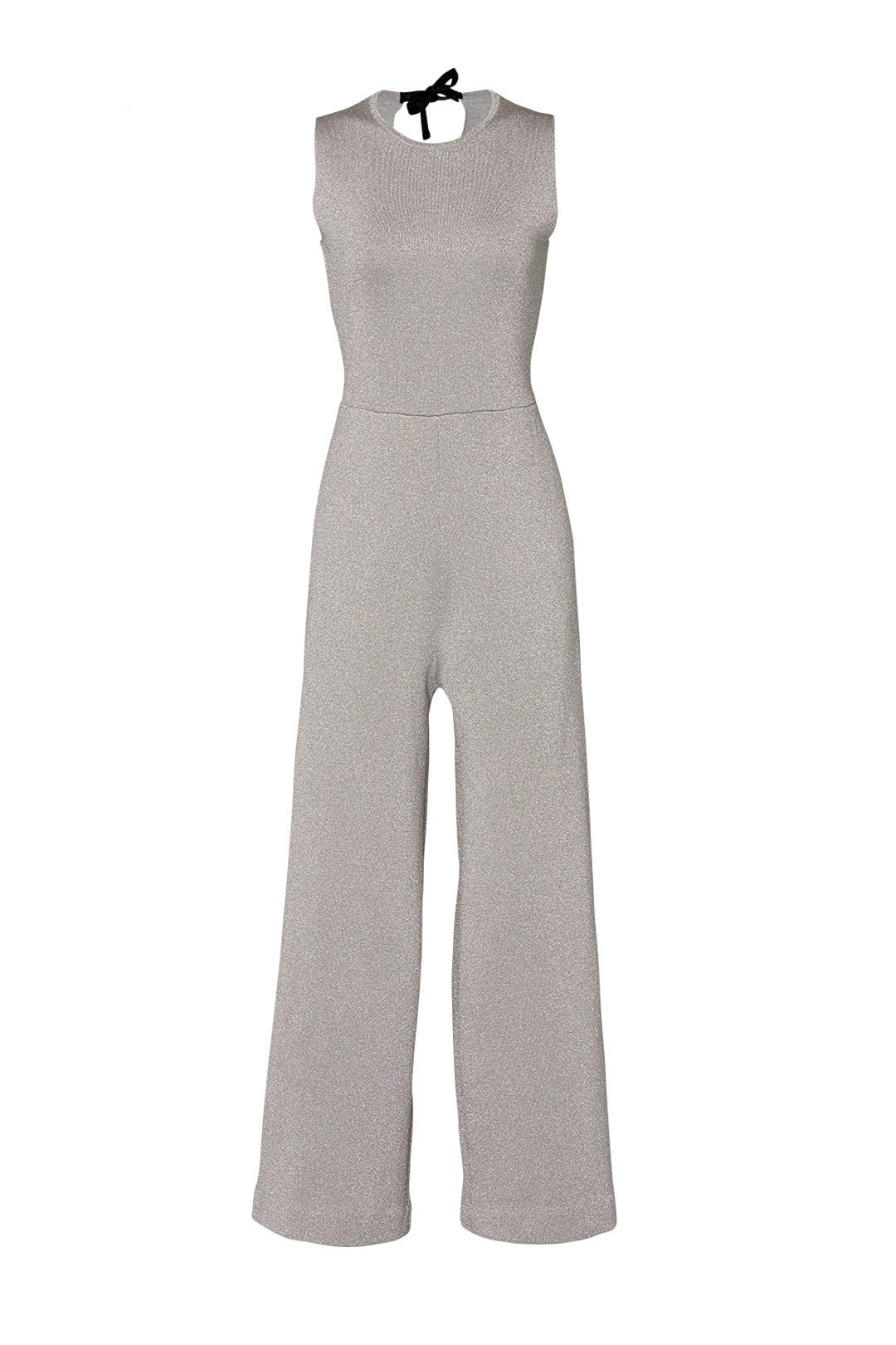 Madison Lurex Sweater Jumpsuit By J Crew For 30 Rent The Runway