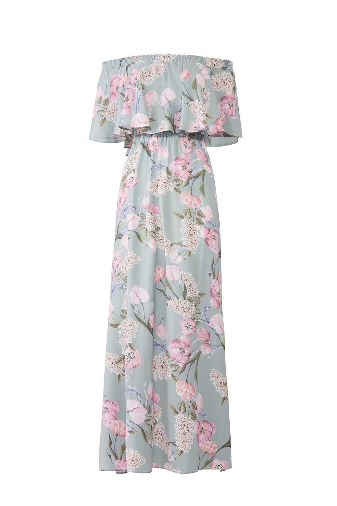 b2c1d188323 Show Me Your Mumu. Read Reviews. Primavera Floral Hacienda Maxi