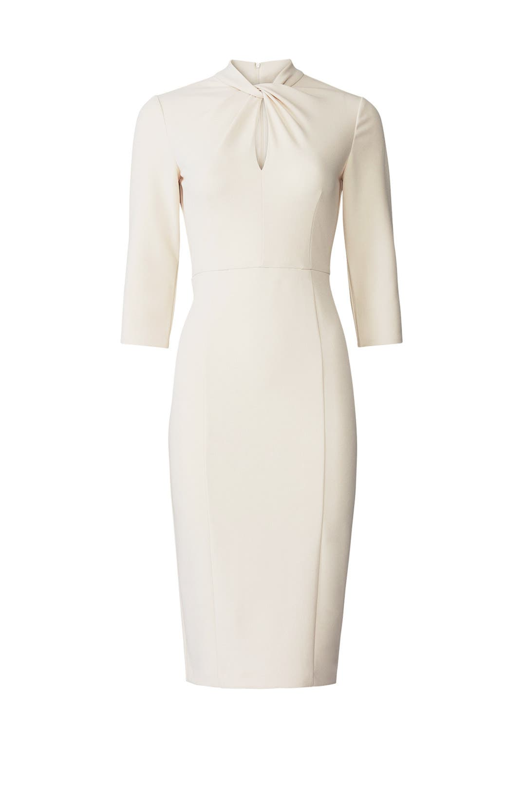 7763412b4296 Horn Keyhole Dress by Donna Morgan for $30   Rent the Runway