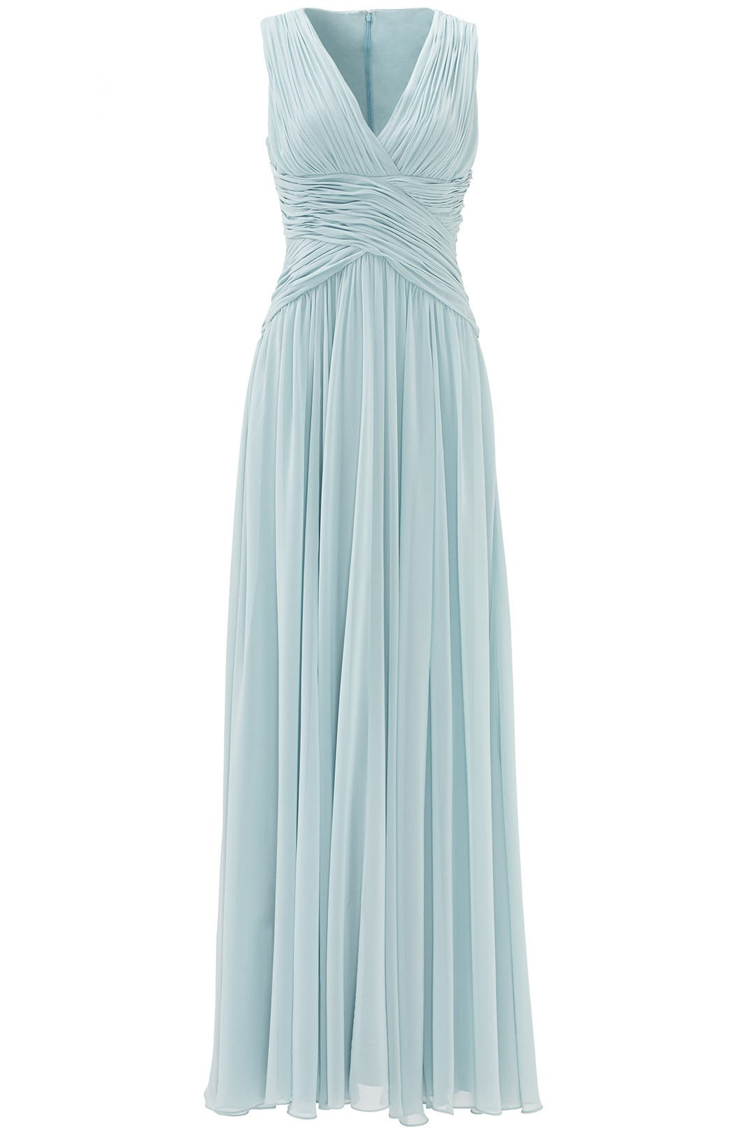 Blue Paloma Gown by Slate & Willow for $50 - $70 | Rent the Runway