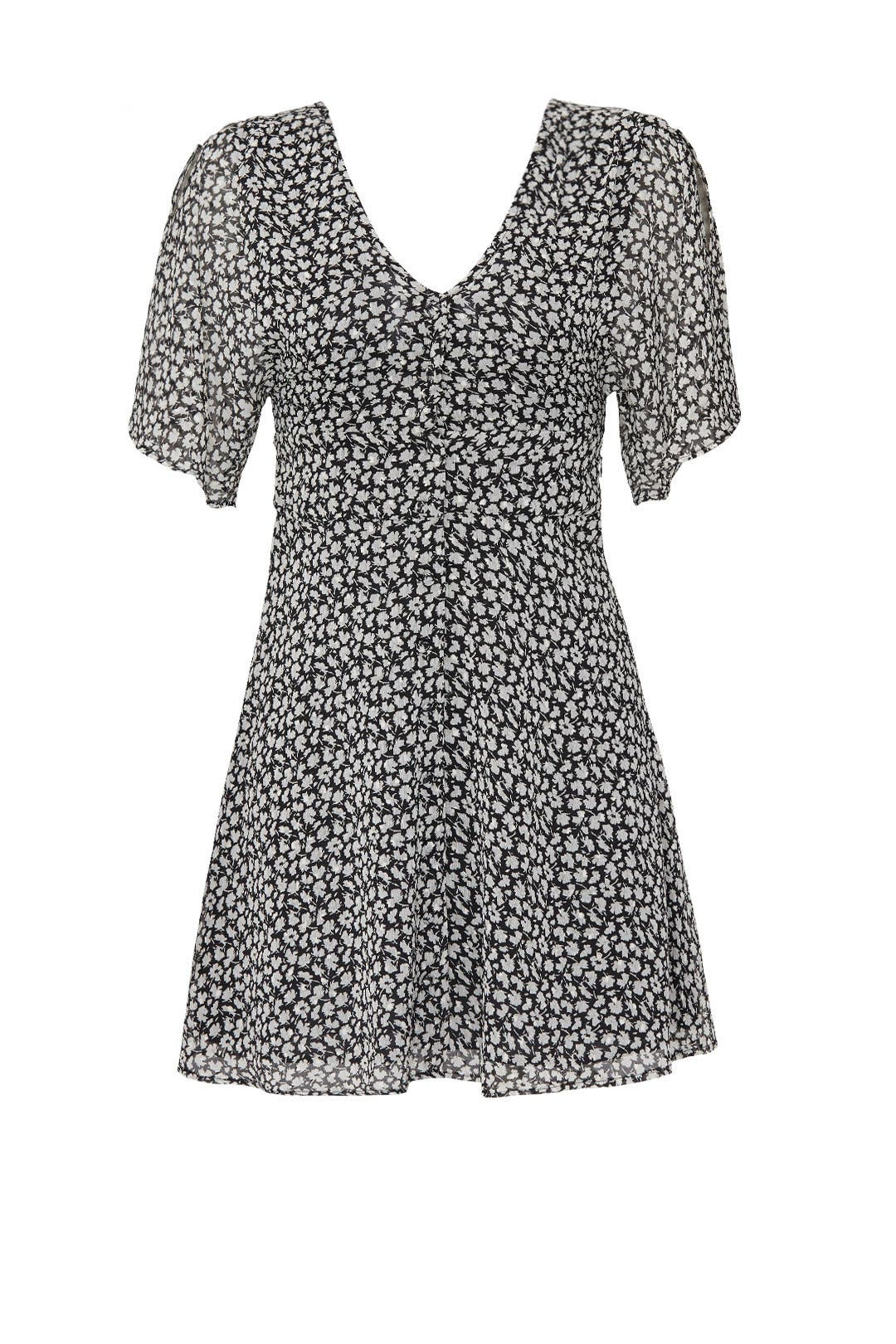 22fe11059 Printed Ivy Dress by AllSaints for $35 | Rent the Runway