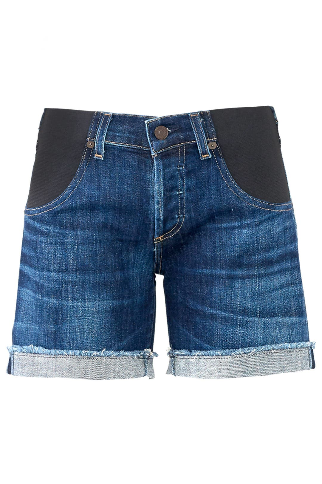 4cd2ec7164 Skyler Maternity Jean Shorts by Citizens Of Humanity for $35 | Rent ...