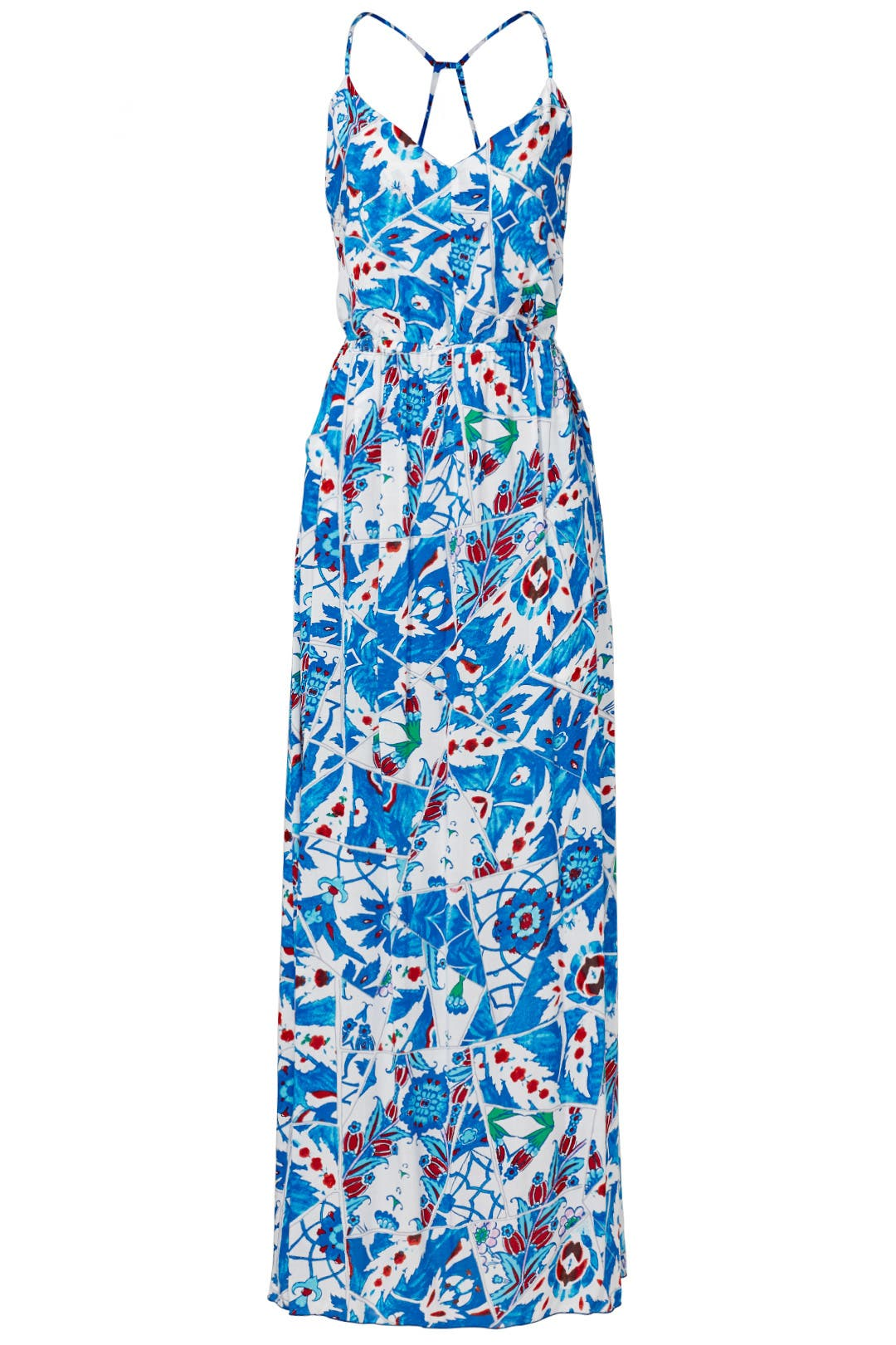 Desert Flower Print Maxi Dress by Josie by Natori for $40 - $55 ...