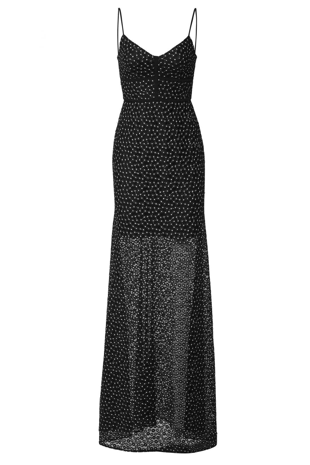 Floral Lace Slip Gown by Jill Jill Stuart for $50 - $70 | Rent the ...