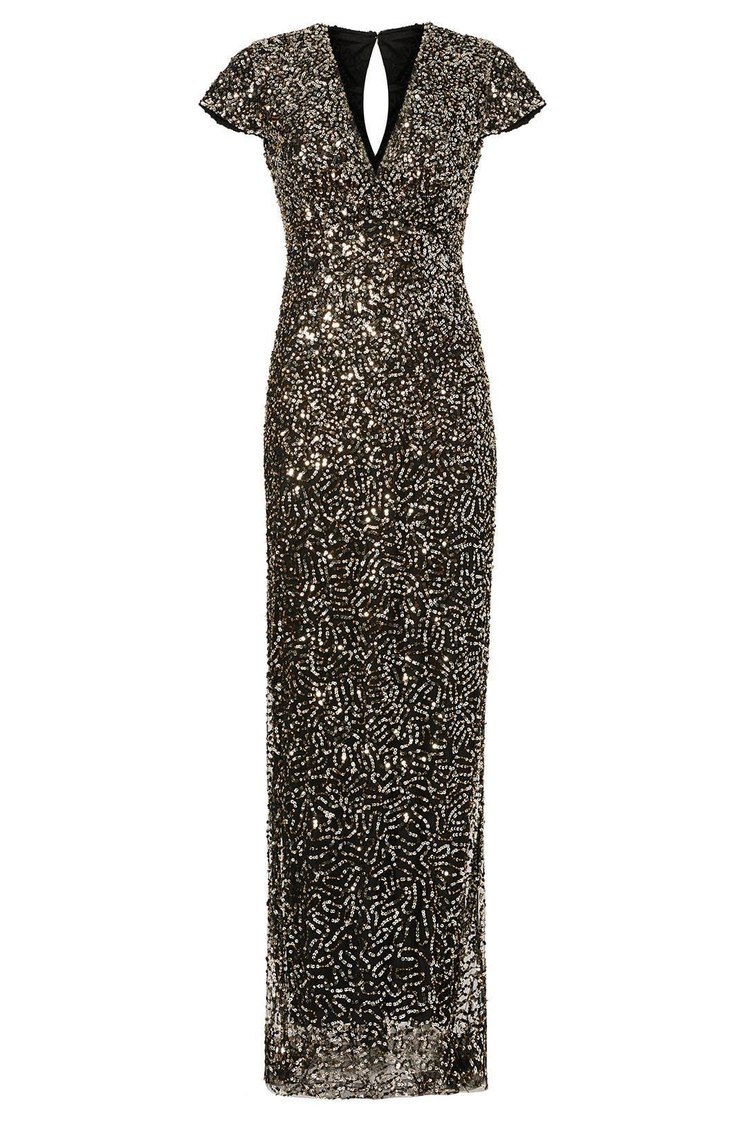 Rent the Runway Nicole Miller Gown